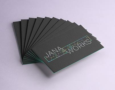 Jana Works Brand Redesign