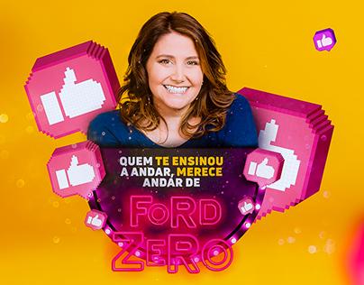 FORD MONZA | Sua mãe merece um FORD ZERO [SOCIAL MEDIA]