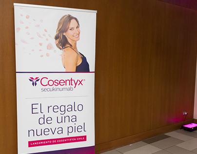 Lanzamiento COSENTYX