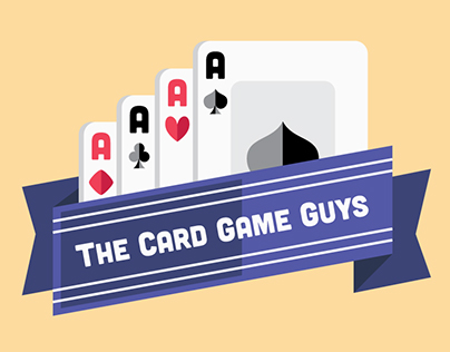 The Card Game Guys: Motion Graphic