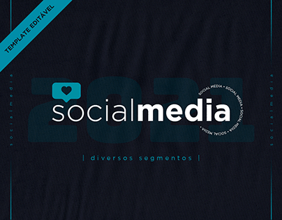 FREE PSD - Apresentação profissional para Social Media