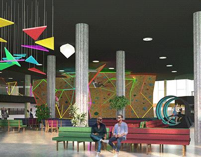 Busáras Youth   Cultural Center
