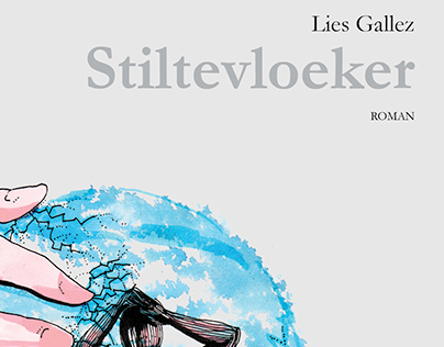 Book cover Stiltevloeker by Lies Gallez