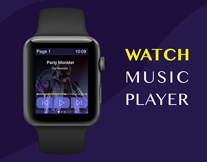 Watch Music Player