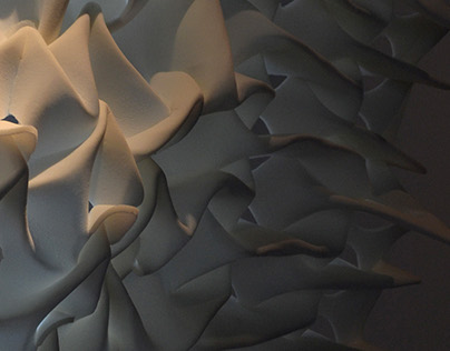 pinchPOINT: a textile wall system