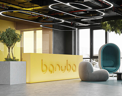 BANUBA | Interior concept
