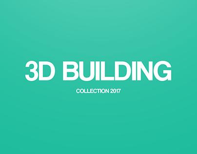 3D Building Collection 2017