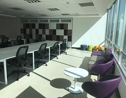 Oficinas NETCENTRIC / Medellín