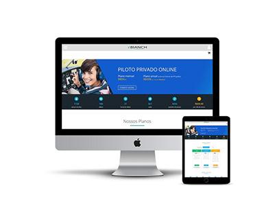 eBianch - Portal de Cursos de Aviação