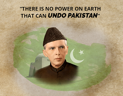 Quaid-e-Azam Muhammad Ali Jinnah 11 September