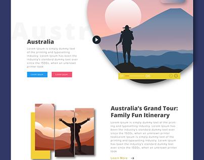 Australia tourist sites