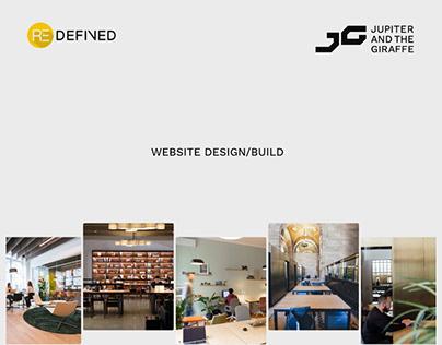 RE-Defined - Website Design/Build