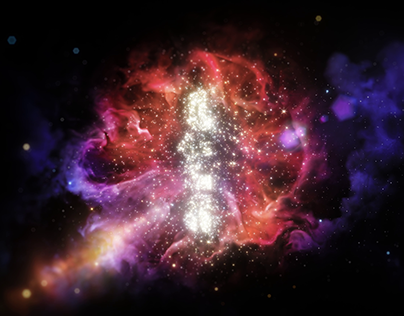 'Nebula' - ARTE TV Ident