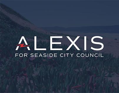 Alexis Garcia-Arrazola for Seaside City Council 2020