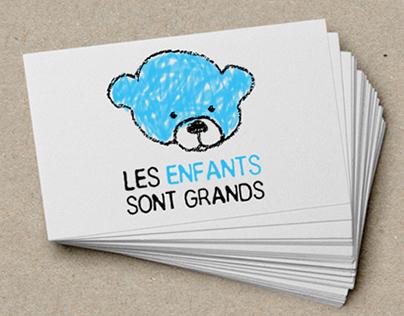 Logos Boutiques pour Enfants