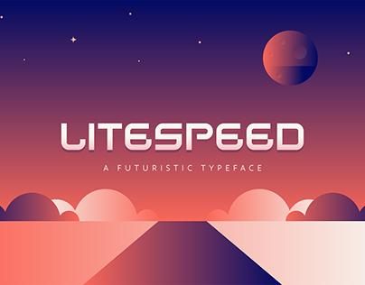 Litespeed Typeface
