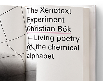 The Xenotext Experiment | 2017