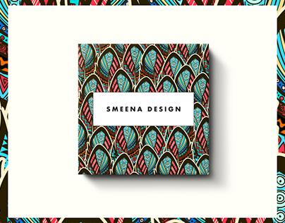 SMEENA DESIGN - Rebranding