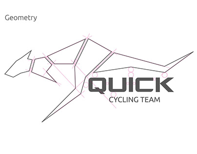 Brand for Quick Cycling Team