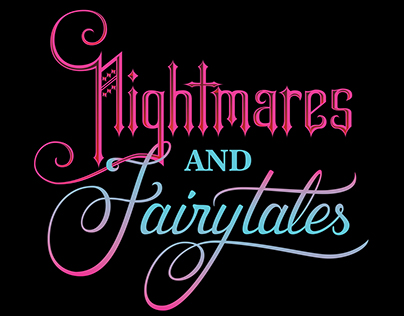 Nightmares and Fairytales - Visual Identity