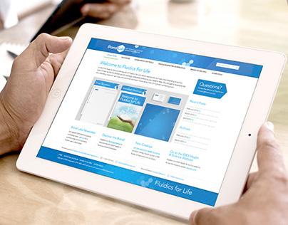 IDEX Health & Science Marketing Website