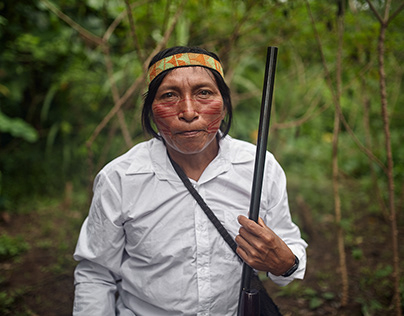 THE ACHUAR || Dream people of the Amazon