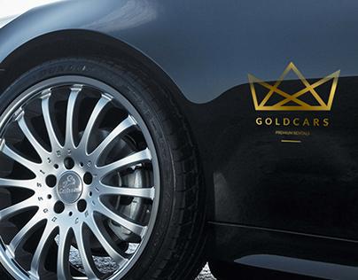 Premium Car Rental Branding & Identity