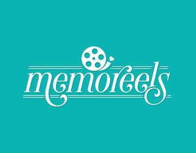 Memoreels - Logo Design