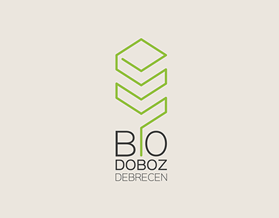 BioDoboz logo design