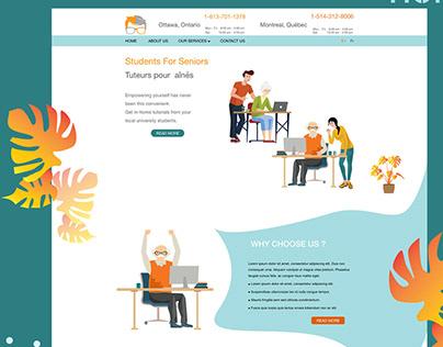 UX/UI Students for Seniors