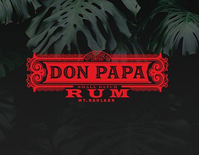Don Papa - packshot video