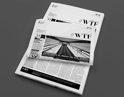 #WTF journal