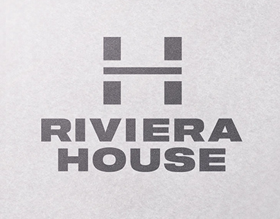 Branding for RIVIERA HOUSE Hotel