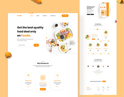 FOODIE - A food web concept
