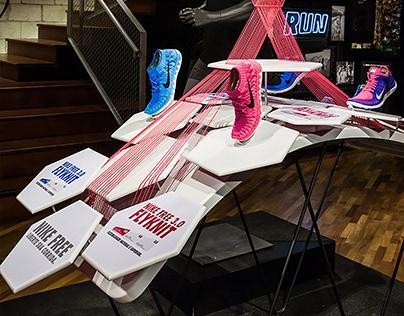Lançamento Mundial Nike Free 3.0 Flyknit