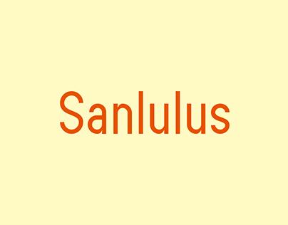 Sanlulus - Free Sans Serif Font