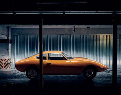 Opel Concept Car Cave