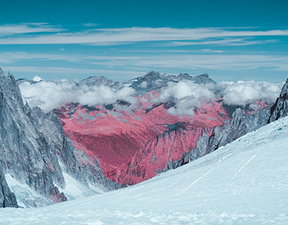 The Monte Bianco Infraland