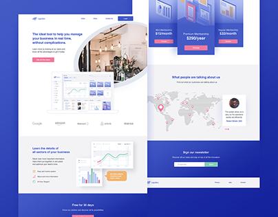 Website & Dashboard