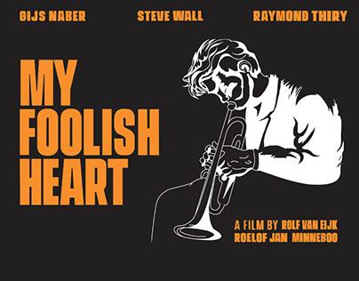 MY FOOLISH HEART: THE IRISH FILM FESTIVAL POSTER 2019