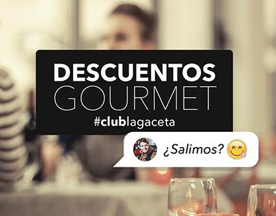 Club La Gaceta - Redes Sociales