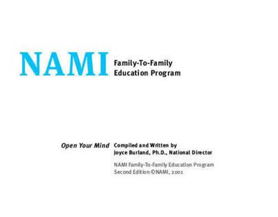 NAMI Manual Redesign