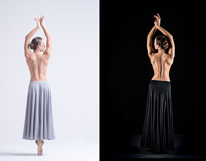 Ballet Contrast Project