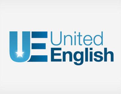 United English logo & web design