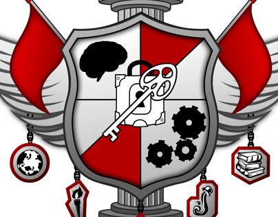 True North English Logo