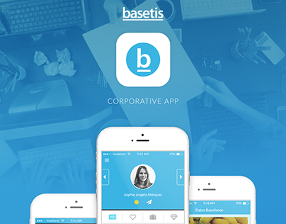Basetis Corporate Application