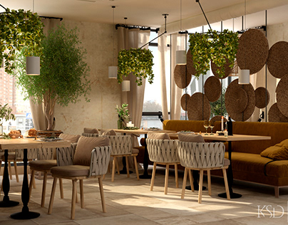 KSD-project for a restaurant