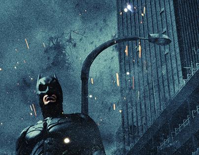 Batman Poster (based in Nairobi)