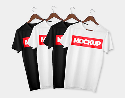 FREE T-SHIRT MOCKUP | FOR PHOTOSHOP PSD