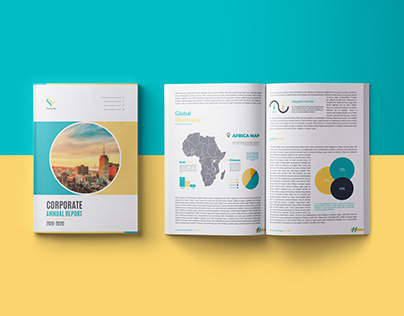 """CORPORATE ANNUAL REPORT - """" FALCONFLY """""""